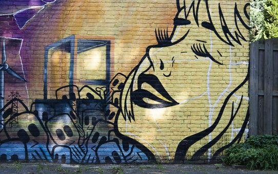 graffiti amsterdam-slotermeer