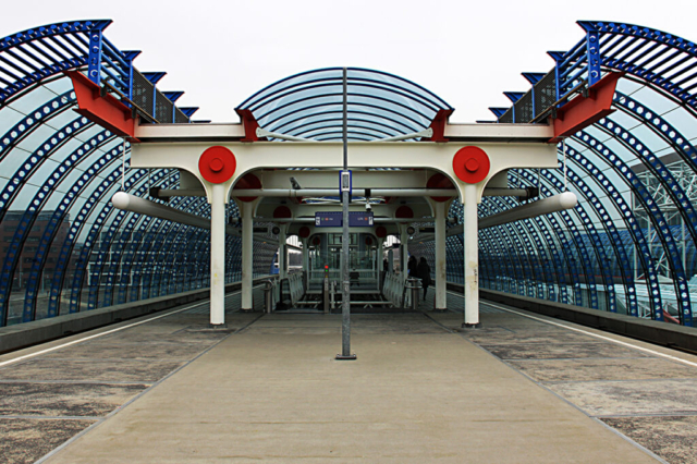 Amsterdam - station