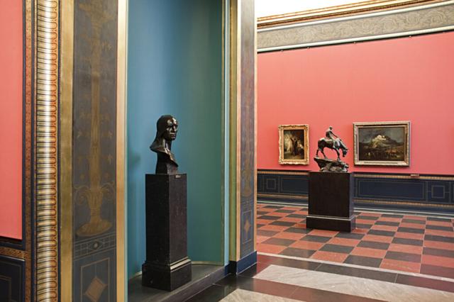 berlijn-alte nationalgalerie